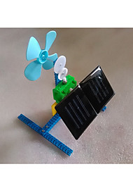 cheap -Solar Powered Toy Machine Novelty Metalic Plastic Boys' Gift