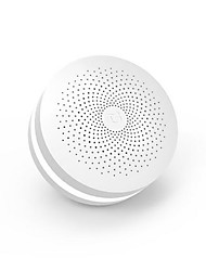 cheap -Xiaomi Mijia Gateway WiFi Alarm Host iOS Android Platform Indoor