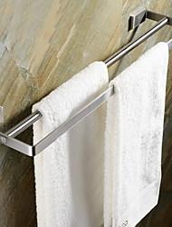 Недорогие -Держатель для полотенец Полка для ванной / Матовый Нержавеющая сталь /Современный