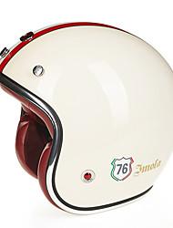 beon b-108 Motorradhalbschalenhelm harley Helm Glas-Stahl-Anti-Fog-Anti-UV-Sicherheit Helm unisex Mode