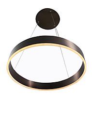 cheap -Modern/Contemporary LED Pendant Light Downlight For Living Room Bedroom Kitchen Dining Room Warm White White 110-120V 220-240V 3600lm