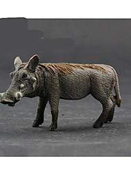 cheap -Action Figures & Stuffed Animals Toys Pig Horse Lion Zebra Bear Polar bear Animal Animals Novelty Simulation Boys' Pieces
