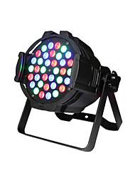 U'King 1set LED Scenelys LED-parlamper DMX 512 Master-Slave Lydaktiveret Auto Professionel Høj kvalitet for Fest Stadie Dekorer