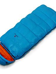 Sleeping Bag Rectangular Bag Single -25 -12 0 Duck DownX85 Camping Outdoor Keep Warm Moistureproof/Moisture Permeability Waterproof