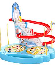 Недорогие -Игрушки Игрушки Звук Магнитный Электрический Рыбки ABS Классический и неустаревающий Куски Мальчики Девочки День детей Подарок