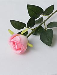 """Недорогие -20 """"L набор 2 королевы вырос шелковые ткани цветы розовые"""