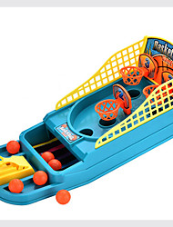 cheap -Finger Ejection Basketball Court Logic & Puzzle Toys Leisure Hobby Toys Novelty Basketball ABS Blue For Boys For Girls