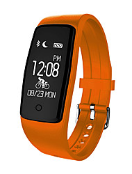 YYS1Smart Bracelet / Smart Watch / Activity TrackerLong Standby / Pedometers / Heart Rate Monitor / Alarm Clock / Distance Tracking