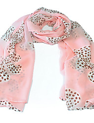 New Korean Version Of Wild Pattern Butterfly Cashmere Chiffon Printing Scarf Shawl