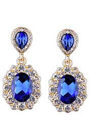 preiswerte -die neue Mode in Europa und Amerika große Diamant-Ohrringe eleganten Stil