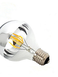 B22 E26/E27 LED Filament Bulbs G95 6 leds COB Dimmable Warm White 600lm 2700-3500K AC 220-240 AC 110-130V