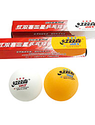 cheap -6 Ping Pang/Table Tennis Ball Plastic High Elasticity