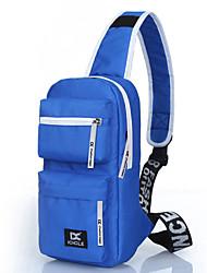 Недорогие -Сумка Нагрудная сумка для Спортивные сумки Многофункциональный Водонепроницаемость Дожденепроницаемый Сумка для бега Все Сотовый телефон Розовый Красный Синий