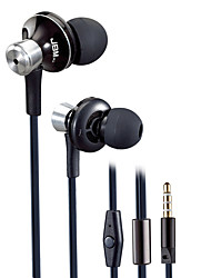 Original JBMMJ-MJ9013 Hight Quality Metal In Ear Headphones In-ear Earphone HD HiFi Headset Good Bass For IPhone XIAOMI Samsung