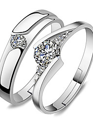 cheap -Women's Couple Rings Ring - Stylish For Wedding Party Special Occasion Party / Evening