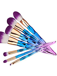 cheap -7pcs contour brush makeup brush set blush brush eyeshadow brush concealer brush powder brush foundation brush synthetic hairprofessional
