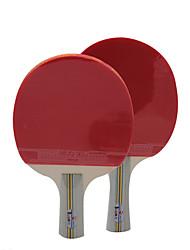 Ping-pong Racchette Ping Pang/Palla di ping-pong Ping Pang Sughero Manopola  lunga Brufoli 2 Racchetta 3 Palline da ping pong 1 Borsa da