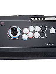 QANBA Q4RAF 2-IN-1 Q4-NES Ps3 Pc Ps4 Arcade Fighting Stick D-input  /  X-input  /  Android Compatible
