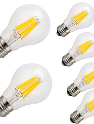 cheap -9W E26/E27 LED Filament Bulbs A60(A19) 12 leds COB Decorative Warm White Cold White 1100lm 2700 6000K AC 220-240V