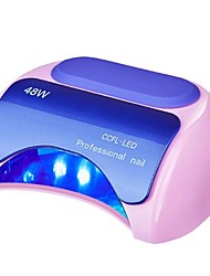 cheap -48w nail dryers uv lamp led lamp nail polish uv gel