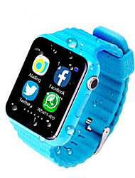 cheap -Waterproof Kids GPS Smart Watch Kids Safe Anti-Lost Monitor Watches With Camera/Facebook SOS Call Location Device Tracker