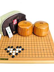 Недорогие -Настольные игры Шахматы Игрушки Круглый Резина Куски Не указано Подарок