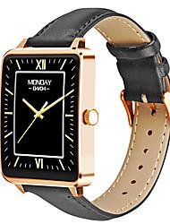 Умный смотреть mtk2502c 1,61 дюймовый монитор сердечного ритма шагомер для android ios smartwatch siri snyc control wristw