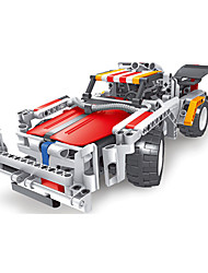 cheap -Remote Control RC Building Block Kit / Building Blocks / Educational Toy 408 pcs Car Remote Control / RC Boys' Gift