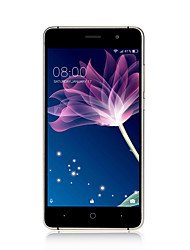 abordables -DOOGEE DOOGEE X10 5.0 pulgada Smartphone 3G (512MB + 8GB 5 MP Dual Core 3360mAh)
