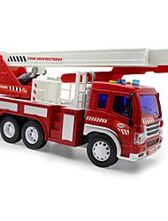 Недорогие -Игрушки Пожарная машина Игрушки Машинки с инерционным механизмом Куски Детские Подарок
