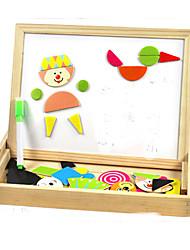 economico -Puzzle Gioco educativo Giocattoli Quadrato Bambini Per bambini 1 Pezzi