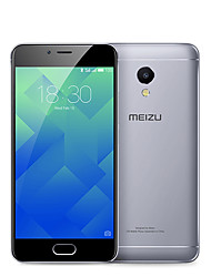 billiga -MEIZU M5s Global Version 5.2 tum tum 4G smarttelefon (3GB + 16GB 13 mp MediaTek MT6753 3000 mAh mAh) / 1280x720 / Octa-core / FDD (B1 2100MHz) / FDD (B3 1800MHz) / FDD (B7 2600MHz)
