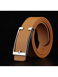 cheap -Men's Alloy Waist Belt Velcro