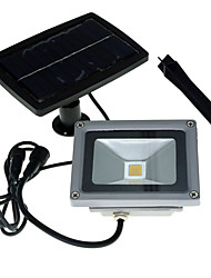 cheap -10W LED Floodlight Easy Install Outdoor Lighting Garage/Carport Warm White Cold White AC 24V