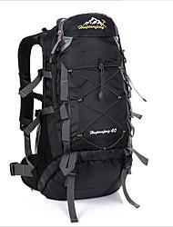 40L L Pacotes de Mochilas Mochila para Excursão Acampar e Caminhar Montanhismo Fitness Esportes de Lazer Viajar CiclismoAo ar Livre
