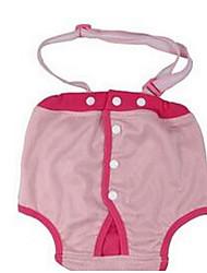 Chien Robe Vêtements pour Chien Mignon Décontracté / Quotidien Princesse Rose Bleu clair Costume Pour les animaux domestiques