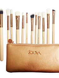 The New 12 Ginger Classic Cosmetic Brush Brush Set Of High Level Fashion Appearance Beginners Essential Professional Makeup Brush