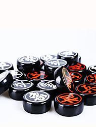 Недорогие -Настольные игры Шахматы Игрушки Круглый В китайском стиле Куски Не указано Подарок