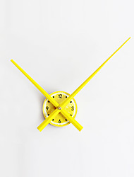 DIY Super Pointer Delicate Fragrance Fruit Mute Wall Clocks High Quality