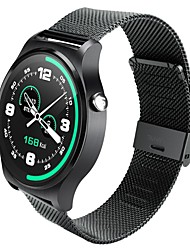 cheap -Sport Smart Watch Life Real Time Heart Rate Monitoring Waterproof MTK2502 Stainless Steel Watch Wristwatch for Android IOS