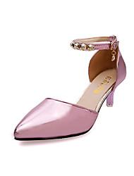 economico -Da donna Sandali Club Shoes PU (Poliuretano) Primavera Estate Formale Serata e festa Club Shoes Con diamantini Fibbia A stilettoOro