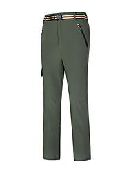 Per uomo Pantaloni da escursione Tenere al caldo Asciugatura rapida Traspirante Leggero Pantaloni per Campeggio e hiking M L XL XXL XXXL