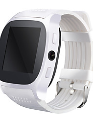 abordables -Montre Smart Watch YYTLWT8 for iOS / Android / iPhone Ecran Tactile / Moniteur de Fréquence Cardiaque / Calories brulées Moniteur / 2 MP