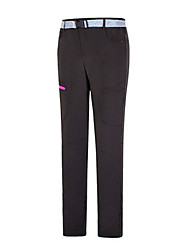 Women's Hiking Pants Thermal / Warm Quick Dry Breathable Lightweight Bottoms for Camping / Hiking M L XL XXL XXXL