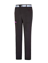 Per donna Pantaloni da escursione Tenere al caldo Asciugatura rapida Traspirante Leggero Pantaloni per Campeggio e hiking M L XL XXL XXXL