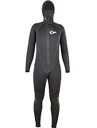 Homme 3mm Costumes humides Séchage rapide Design Anatomique Perméabilité à l'humidité Respirable Néoprène Tenue de plongée Manches Longues