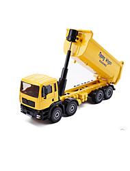 Недорогие -Самосвал Игрушечные грузовики и строительная техника Игрушечные машинки Модель авто 1:25 Музыка и свет Металл Универсальные Детские