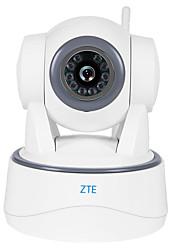 ZTE® Memo 720P 1.0 MP Mini Indoor with Day Night PTZ Baby Monitor IP Camera