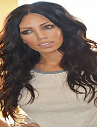 In Stock 10-24inch Loose Wave With Baby Hair Lace Front Wigs 100% Brazilian Virgin Human Hair Wig For Women