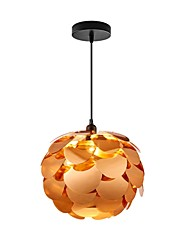 E27 D-A12 Designer Style Artichoke Layered Ceiling Pendant Light Shades Lighting Rose Gold